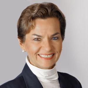 keynote speaker Christiana Figueres