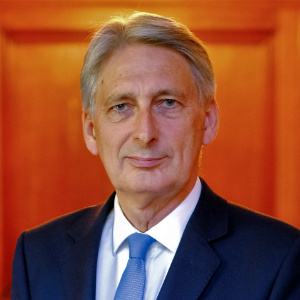 Philip Hammond Keynote Speaker