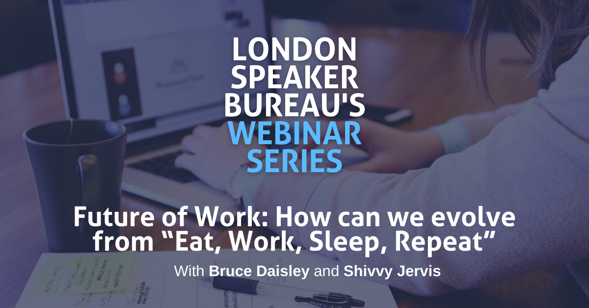 Webinar Bruce Daisley and Shivvy Jervis